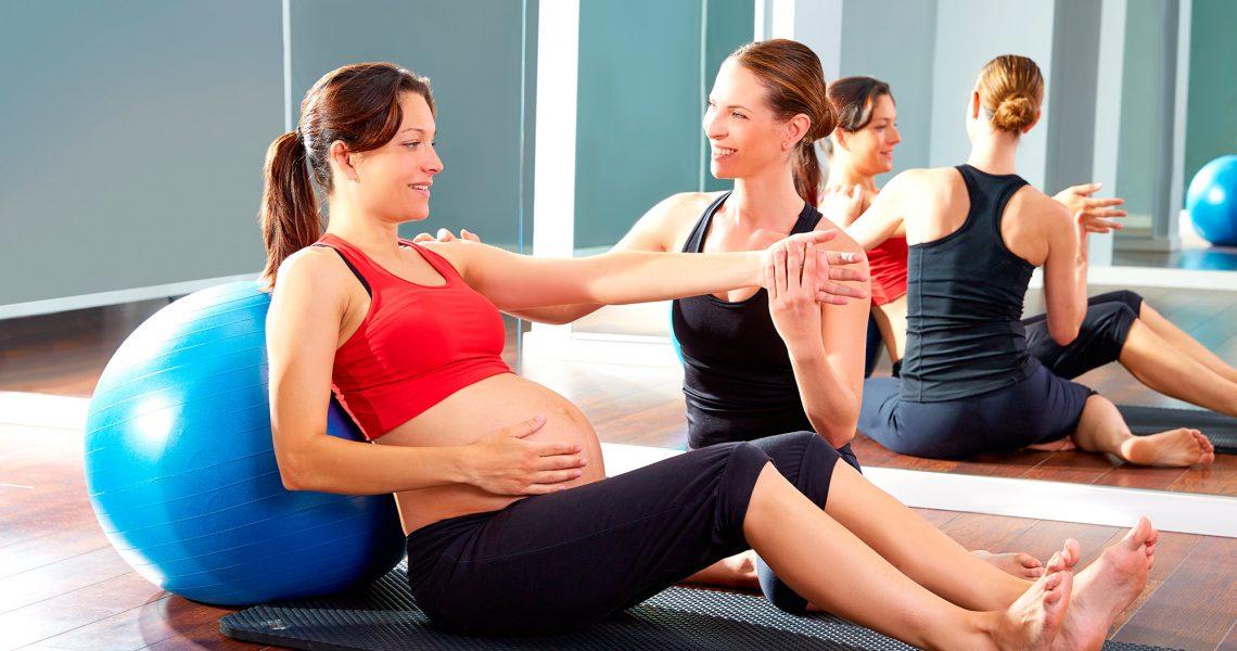 Hamilelik Ve Pilates