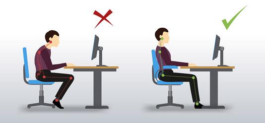 İzleyeceğiniz videoda da göreceğiniz şekilde genellikle tüm uzuvlarımızın 90 derecelik açı yaptığı oturuş şekilleri önerilmekteydi. sırtımızın sandalye ile, dirseklerimizin masa ile, dizimizle yere temas ettiğimiz açının 90 derece olması, bilgisayar ekranının köşesinin kaş hizamızda olması gerektiği ile ilgili. İnsan vücudu her geçen gün çağın gerekliliklerine göre uyum sağlamakta bazen de sağlayamamakta. Peki bu ne demek […]